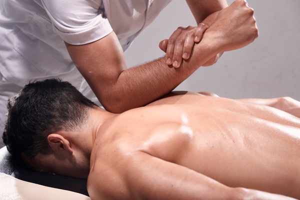 Deep Tissue Massage Course Herts