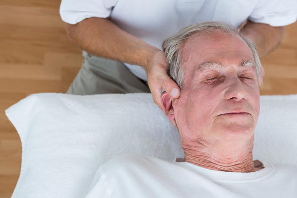 Massage for the Elderly & Infirm Herts