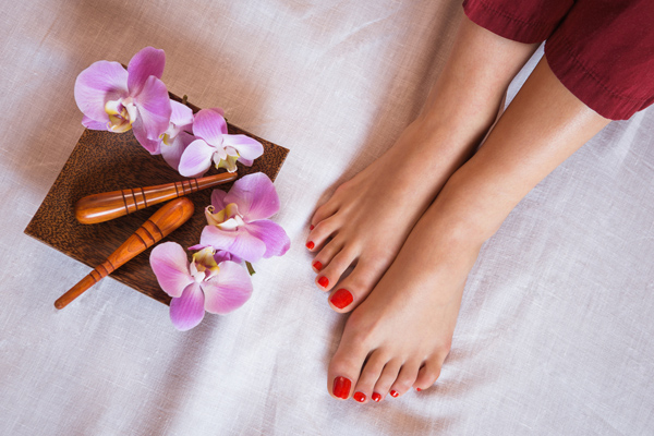Thai Foot Massage Course Herts