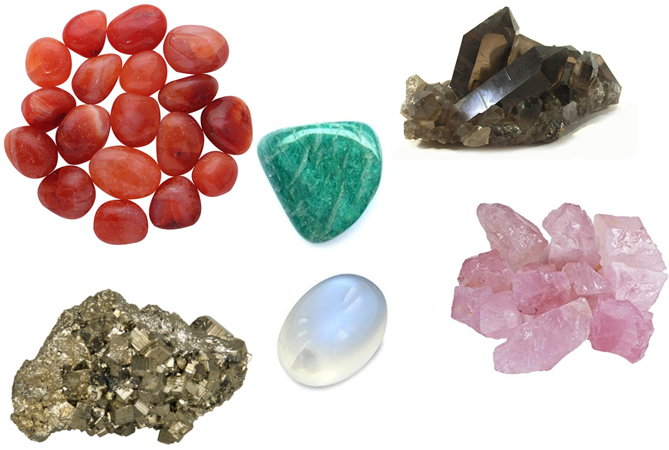 Course for Online Crystal & Gemstone Healing Therapy